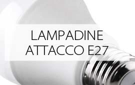 Scopri tutte le nostre lampadine led e27