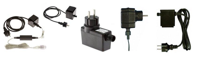 Trasformatori per luci a led da interno for Alimentatori per led
