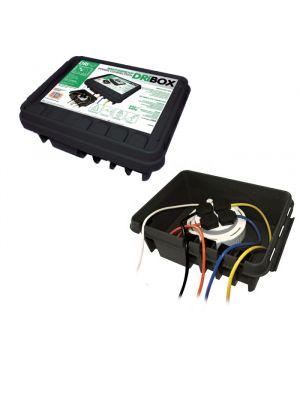 Scatola isolante ISOBOX per collegamenti elettrici - 285 x 150 x 110 mm