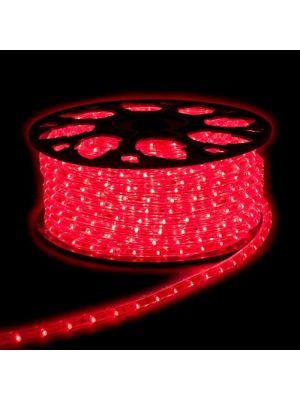 tubo luminoso rosso