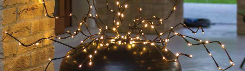 Led per illuminare piante e vasi