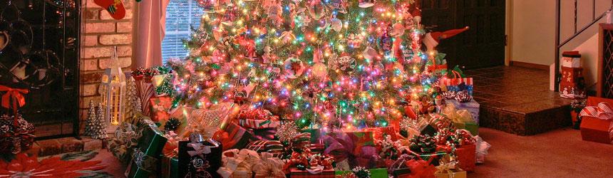 Luci di Natale a led per interni